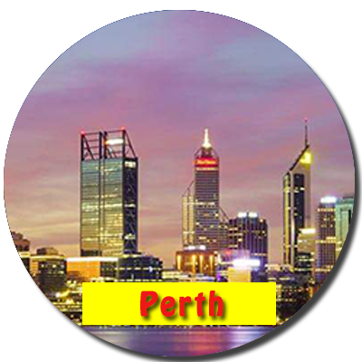 perth location